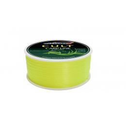 Леска CLIMAX CULT CARP LINE Z-SPORT fluo-yellow 0,22 мм
