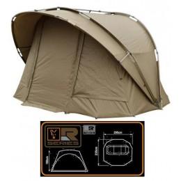 Палатка карповая одноместная Хаки Fox - R-Series 1-Man XL Bivvy