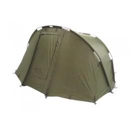 Палатка одноместнная + накидка Хаки Prologic - Cruzade Bivvy 1 Man