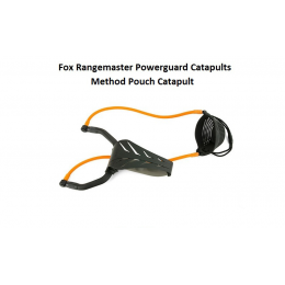 Рогатка Fox Rangemaster Powerguard Method Pouch Catapult